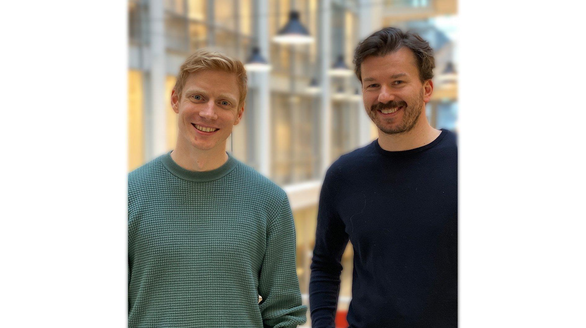 Photo: Intelecy - Andreas og Bertil